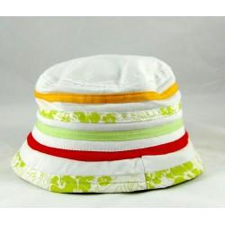 Cappello Bambina con Striscie di Colore