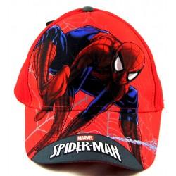 Cappello Visiera Spiderman