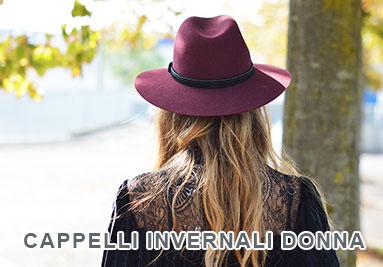Cappelli Invernali donna
