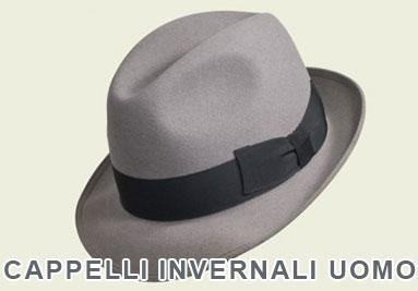 Cappelli Invernali uomo